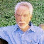 J. M. Coetzee. Photo by David Draper Clark.