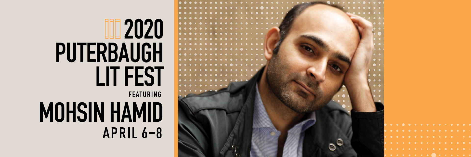 2020 Puterbaugh Fellow Mohsin Hamid