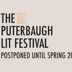 The Putuerbaugh Lit Festival postponed until Spring 2021