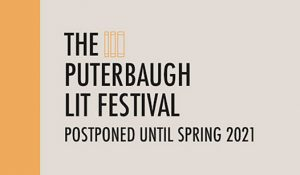 The Putuerbaugh Lit Festival postponed until Spring 2021